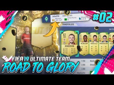 100.000 COINS In 10 Minuten! #2 🔥💰 - FIFA 19 Road To Glory [DEUTSCH]