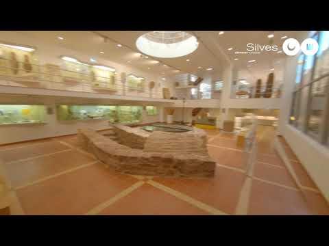 O Museu à Boleia de um Drone