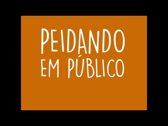 PEIDANDO EM PÚBLICO 01 - PEGADINHA DO MATHEUS CEARÁ