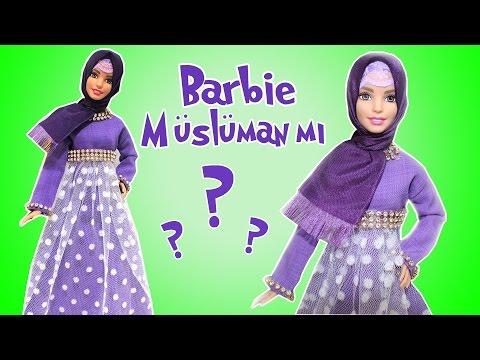 Barbie Gerçekte MÜSLÜMAN mı? Kapalı Barbie Yapımı