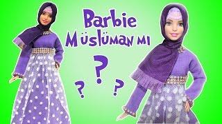 Barbie' ye  Tessttür Çok Yakıştı. Kapalı Barbie Yapımı - Bidünya Oyuncak