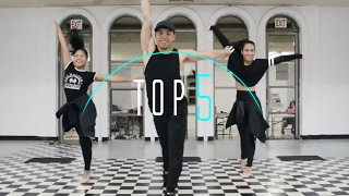 Far East Movement x Marshmello:  Freal Luv ft. Tinashe & Chanyeol | Best Dance Videos