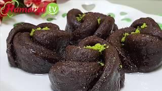 Kakaolu Gül Tatlısı Tarifi ve Malzemeleri