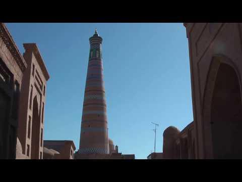 Khiva Usbekistanreise Travel Guide Seidenstrasse Uzbekistan #silkroad #uzbekistan