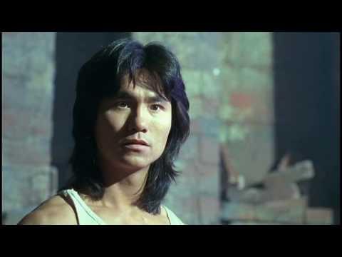 Бой Лю Кенга против Рептилии.Фильм-Смертельная битва.фрагмент.