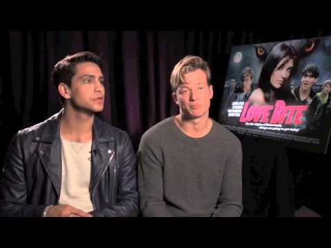 Interview: Ed Speleers, Luke Pasqualino | Love Bite (The Fan Carpet)