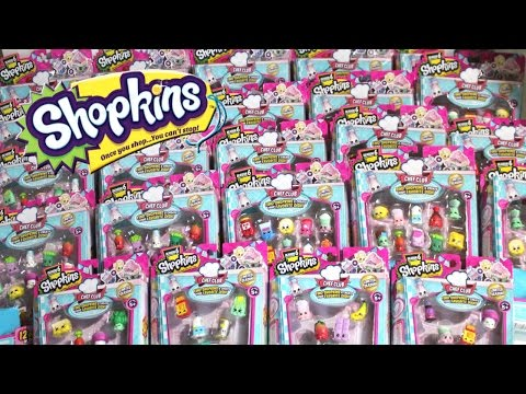 Giant Shopkins Season 6 Chef Club Unboxing...