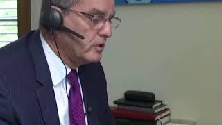 世贸组织总干事14日宣布将提早卸任