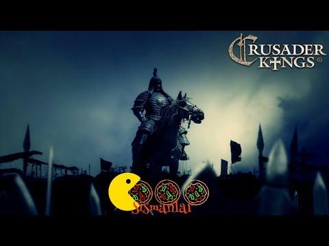 #4 Cihad ve İstanbul! || Crusader Kings 2 - Türkçe -  Seljuks