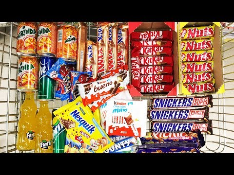 A Lot Of Candy 2018 NEW #60 Киндер...