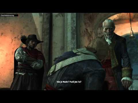 Kranag Paří: Assassin's Creed IV Black Flag (PS4 1080p CZ) část-3