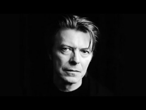 In Memory of DavidBowie  Pensive Lives by Urban Verbs