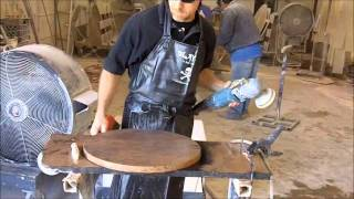 Sfa Demo: Antiquing A Lazy Susan