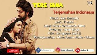 Tere Bina Lirik Dan Terjemahan Indonesia Raangbaaz 2013 Arjit Singh