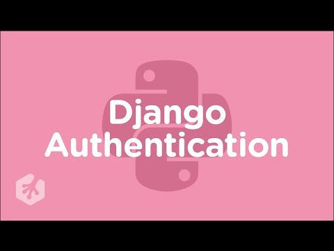 Learn Django Authentication at Treehouse
