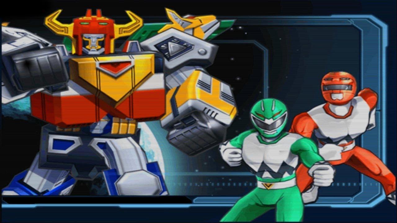 Download Power Rangers: Super Legends - ALL MEGAZORD BATTLES + Ending (HD, 60fps)