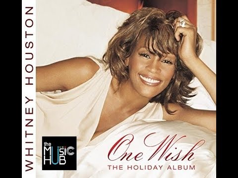 WHITNEY HOUSTON ❉ One Wish: The Holiday Album [full vinyl album]