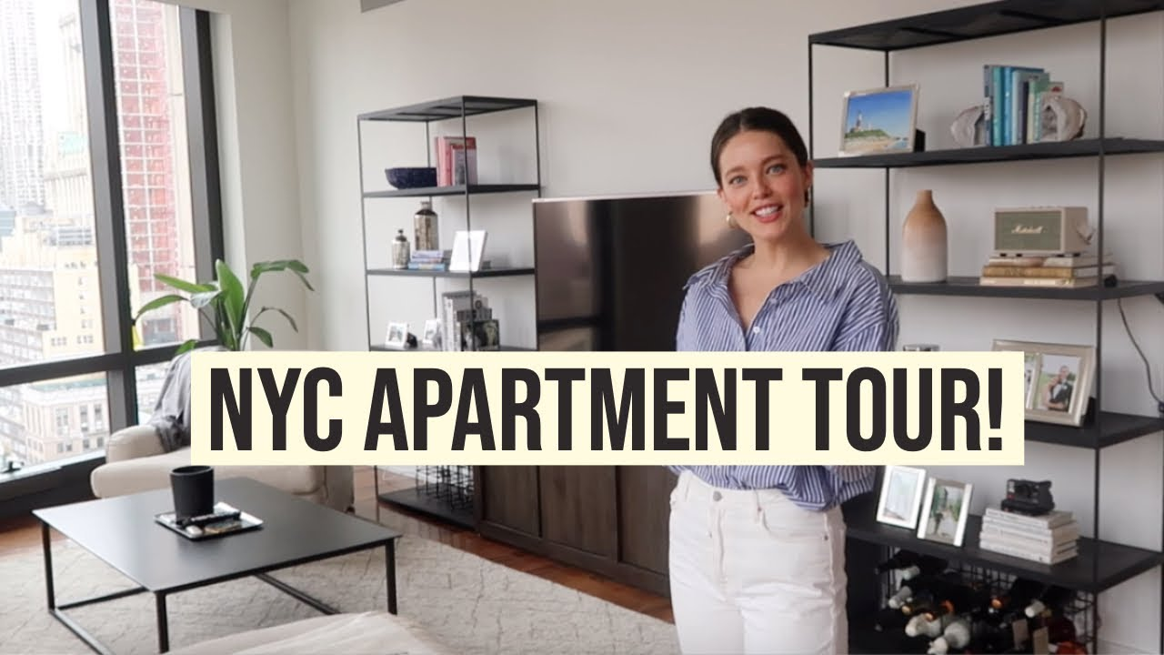 Apartment Tour! | New York Apartment | Model Closet Tour | Emily DiDonato