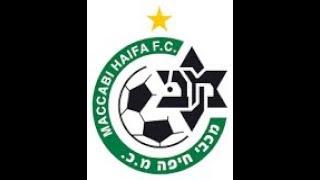 Hino do MACCABI HAIFA FC -  Israel