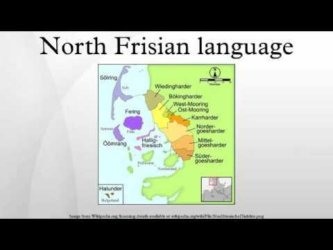 North Frisian language