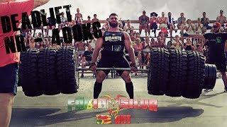 Baixar Fábio Silva - Strongman . Portuguese Deadlift Record!