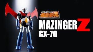 Bandai Soul of Chogokin GX-70 Mazinger Z Diecast robot review streaming