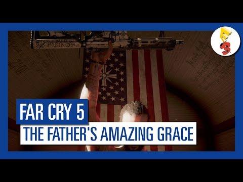 Far Cry 5 - The Father's Amazing Grace [E3 Trailer]   Ubisoft [DE]