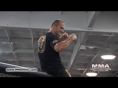 Junior Dos Santos: UFC on FOX Open Workout (25min+)