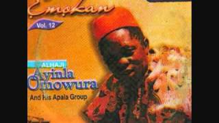 AYINLA OMOWURA  - Awa Ki Se Olodi Won