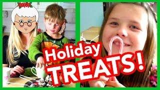Holiday Treats!!