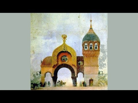 Mussorgsky - Pictures at an Exhibition (original piano version)