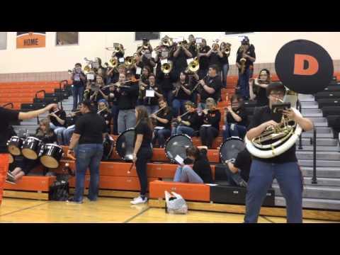 Radioactive - Doane College Tiger Pep Band