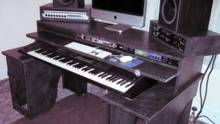 Home Studio Production Desk