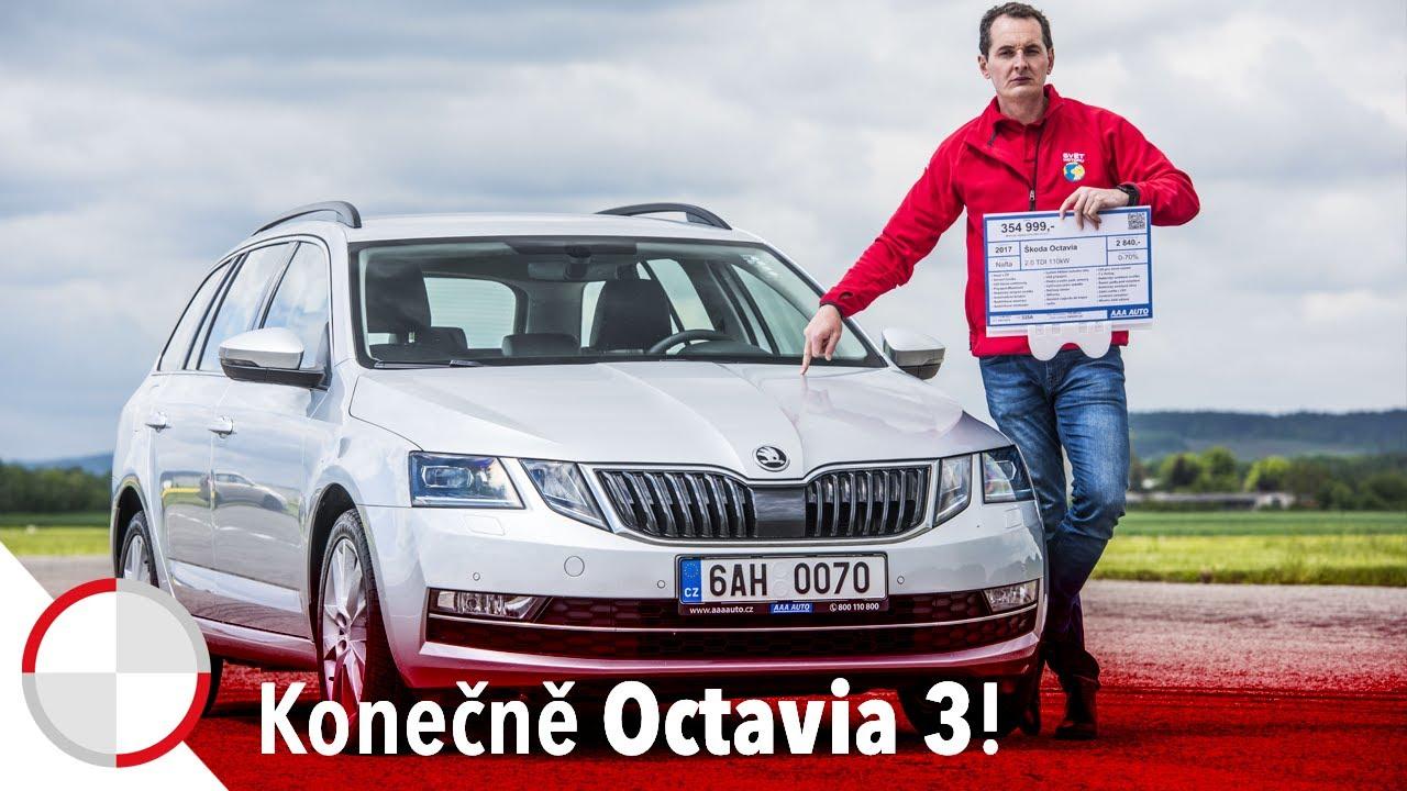 Martin Vaculík a ojetá Škoda Octavia III: Nejočekávanější bazarové video je tady! (VIDEO V POPISKU)