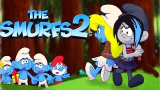The Smurfs 2 Enchanted Forest All Levels Gameplay Walkthrough Compilation