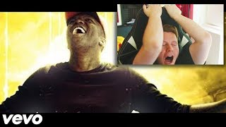 REACTING TO KSI - LITTLE BOY W2S DISS TRACK