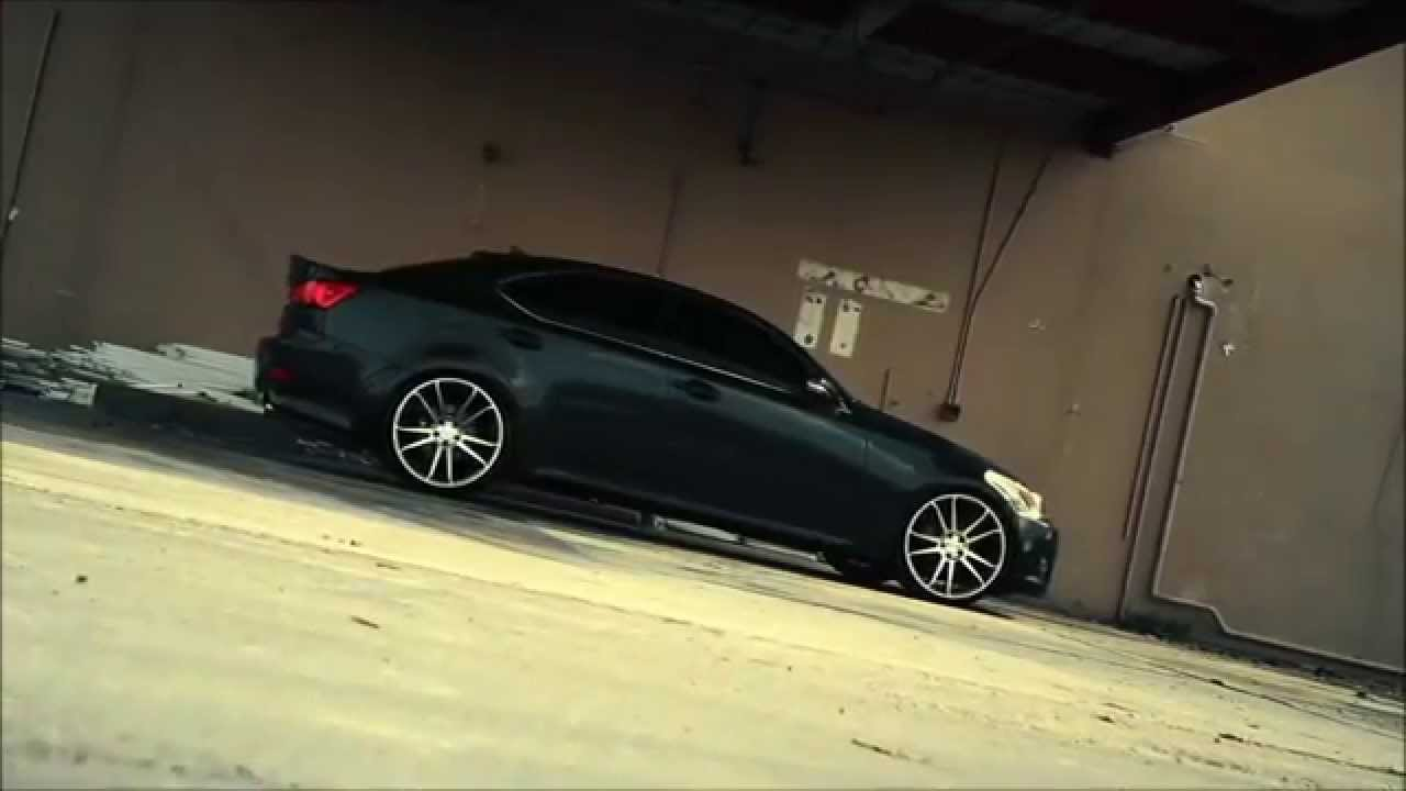 Lexus Is 350 >> Lexus IS250 Concavo   Stance N Chassis - YouTube