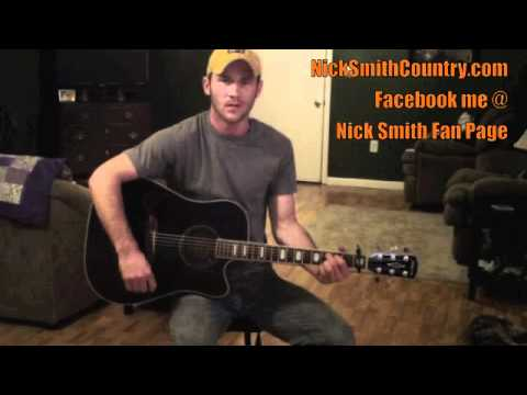 Brantley Gilbert - Fall Into Me cover (Nick Smith)