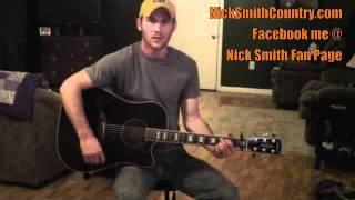 Brantley Gilbert Fall Into Me cover Nick Smith.mp3