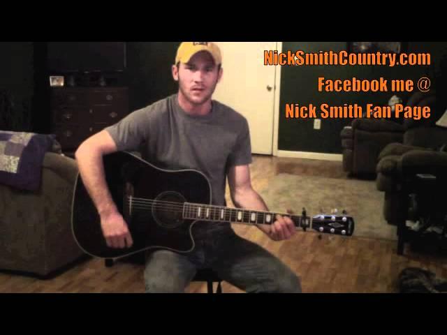 brantley-gilbert-fall-into-me-cover-nick-smith-nicksmithcountry