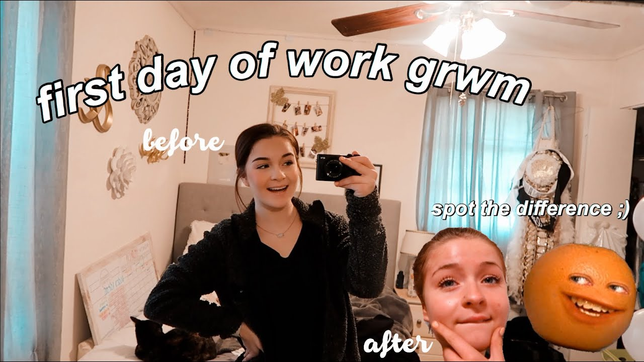 Grwm First Day Of Work Tanning Consultant Beauty Hair Nail Skin Tutorials All campuses and offices of molloy college are closed from december 21 through monday, january 4, 2020. beauty hair nail skin tutorials