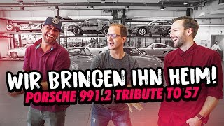 JP Performance - Wir bringen ihn heim! | Porsche 991.2 Tribute to 57