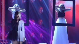 Diana Amarilla es Sia - Alive - Tu Cara me Suena 2015