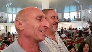 • Гости из Южной Осетии на абхазской свадьбе. Guests from South Ossetia at the Abkhazian wedding