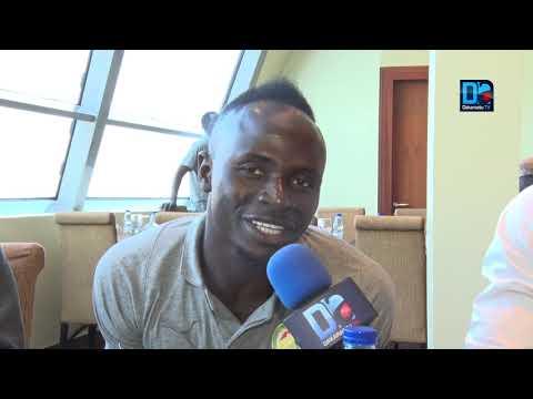 """Sadio Mané : """"L'équipe s'est réconciliée avec le public. Je ne sais pas si je vais jouer..."""""""