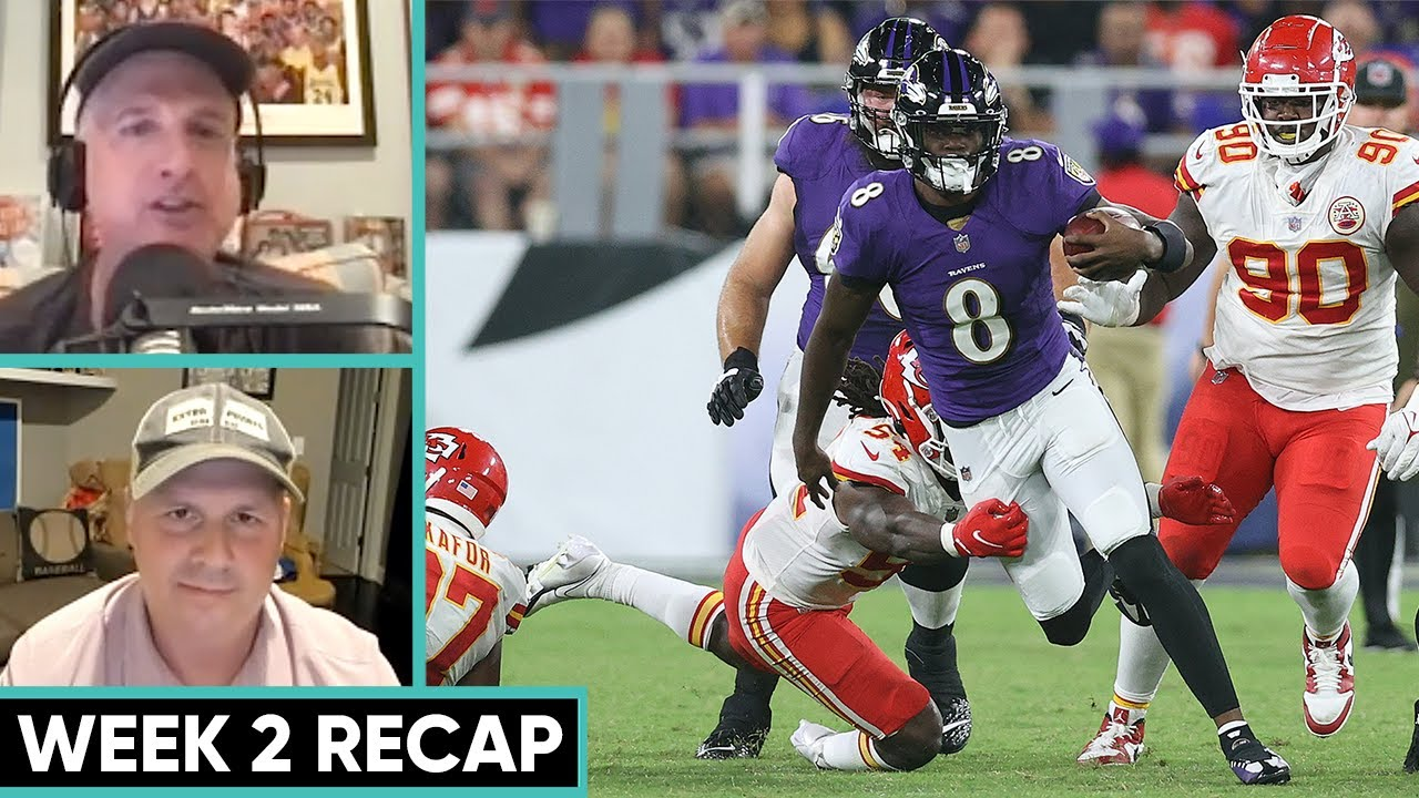Download NFL Week 2 Recap With Cousin Sal   The Bill Simmons Podcast