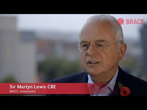 Sir Martyn Lewis CBE Interview: The BRACE Dementia Conference