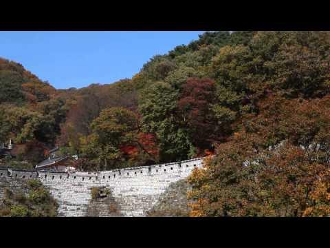 Namhansanseong, UNESCO World Heritage in Korea
