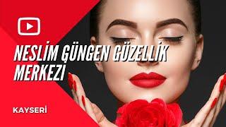 """Gambar cover NESLİM GÜNGEN GÜZELLİK MERKEZİ   EUROSTAR TV """"Şehrin Bilinmeyenleri"""""""