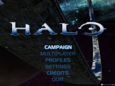 Halo: Combat Evolved gameplay (PC Game, 2001) thumbnail